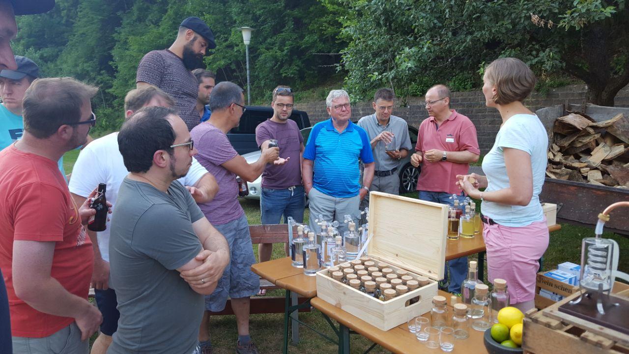 BRENNLUST | Brennevent, Männergrillwochenende