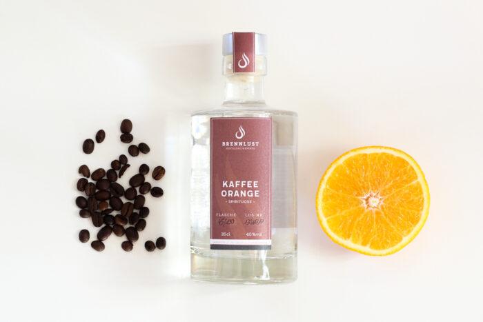 BRENNLUST | Kaffee-Orangen-Geist 35 cl