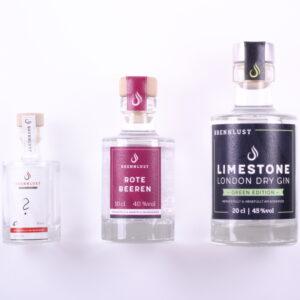 BRENNLUST | Probierflaschen für Unentschlossene