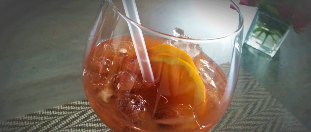 BRENNLUST | Rezept Berry Limes mit Aperol und Maracujasaft