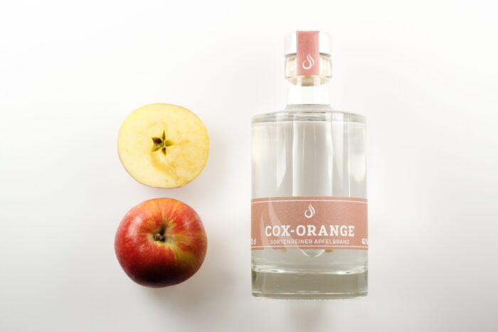 Produkt: Apfelbrand Cox Orange - Brennlust, Stockach