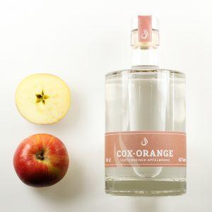 Produkt: Apfelbrand Cox-Orange - Brennlust, Stockach