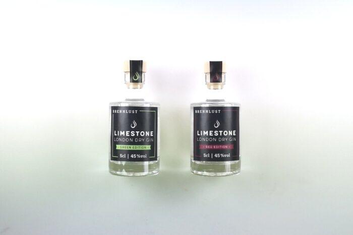 Brennlust Limestone Gin Minis 5 cl