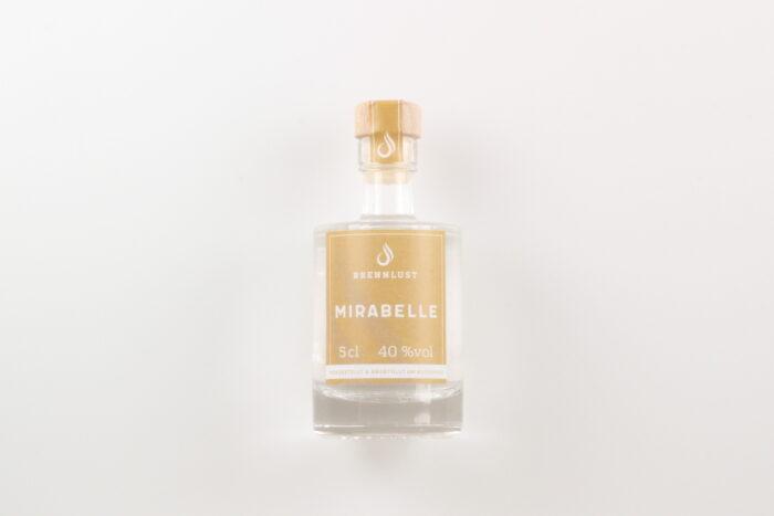 BRENNLUST Mini Mirabelle Edelbrand 5cl