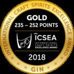 Gold Medaille für Brennlust von der ICSEA 2018