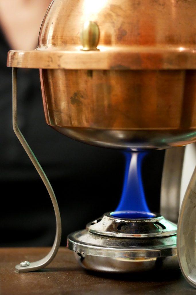 Brennabend mit Brennlust: Die Mini-Destille