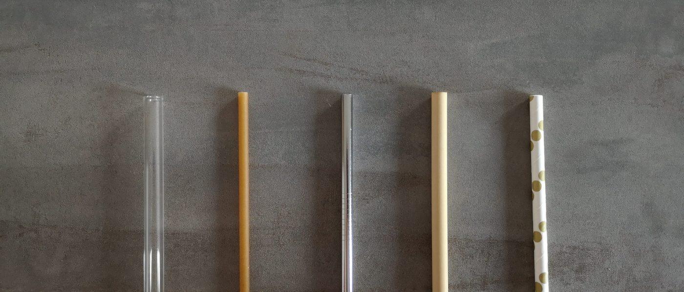Test: Alternative Trinkhalme. Der Vergleich zwischen Glas, Nudel, Edelstahl, Bambus und Papier