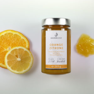 BRENNLUST | Orangen-Zitronen Fruchtaufstrich