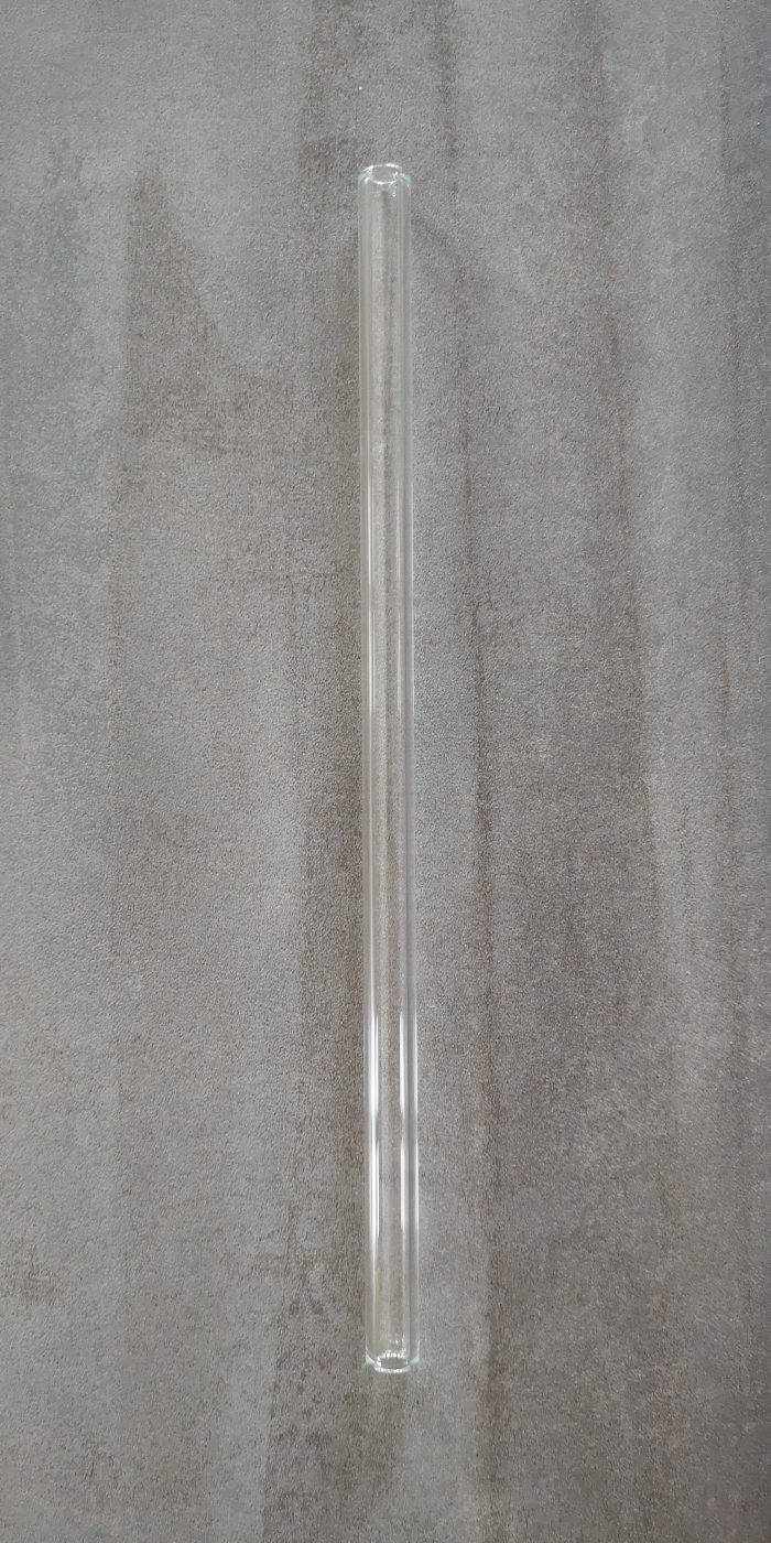 BRENNLUST Trinkhalm Vergleich/Test: Glas