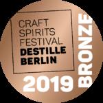 Destille-Berlin_Medaille-2019_BRONZE