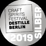Destille-Berlin_Medaille-2019_SILBER