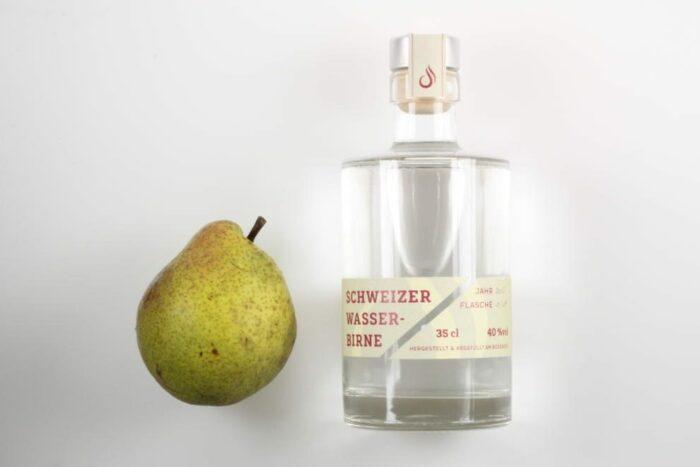 Produkt: Schweizer Wasserbirne Brand- Brennlust, Stockach